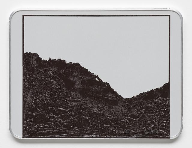 , 'Touristischer Hinweis 3,' 2017, SEXAUER Gallery