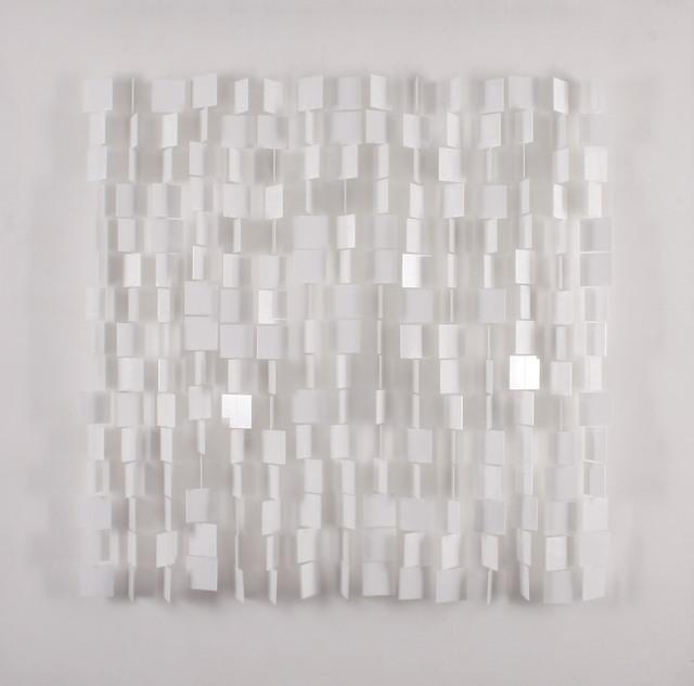 , 'Mobile Blanc sur Blanc,' 1960-1995, Del Infinito