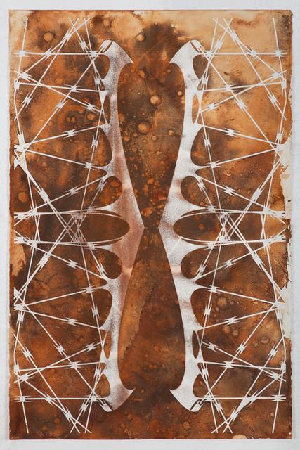 , 'Age Of Iron LXXXIII,' 2012, Mario Mauroner Contemporary Art Salzburg-Vienna