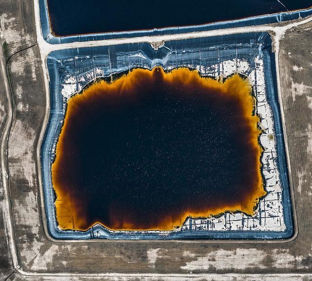 , 'Aerial Views, Phosphate Mining 08,' 2014, Artistics