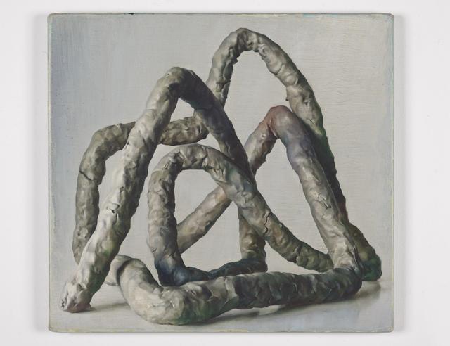 , 'Untitled (Structure 1),' 2014, SCHEUBLEIN + BAK