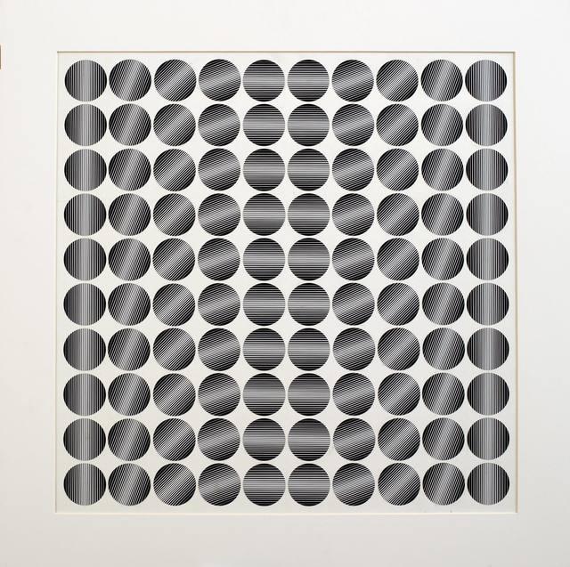 , 'CM-7-I,' 1964, Cortesi Gallery