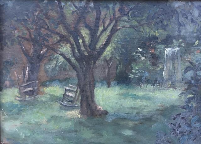 Alvin Ross, 'Tree in Garden', 1960, Bakker Gallery