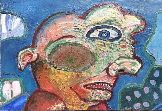 Lucebert, 'Gremlin', 1972, Okker Art Gallery
