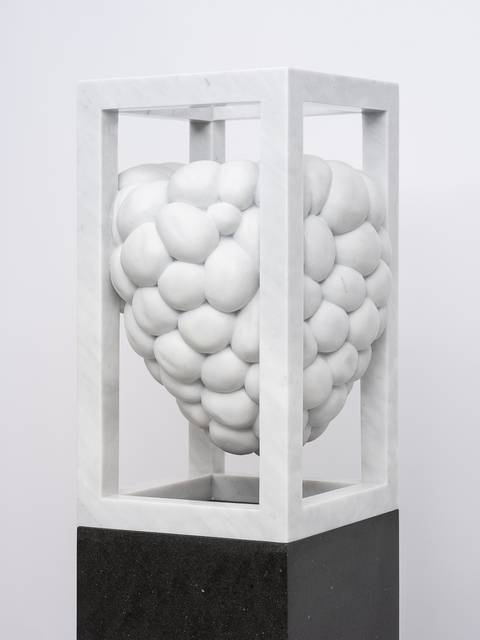 Claudia Comte, 'Suspended Marble Raspberry', 2019, KÖNIG GALERIE