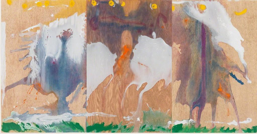 Helen Frankenthaler Book Of Clouds 2007 Available