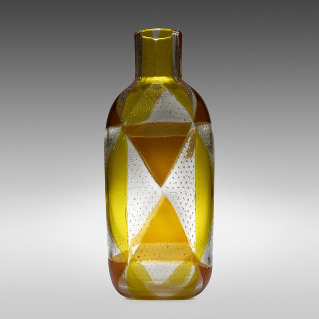 Ercole Barovier, 'Monumental Intarsio vase', c. 1975, Rago/Wright