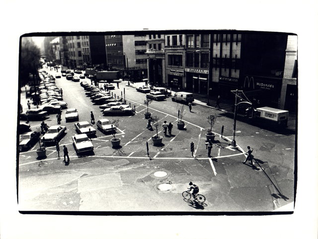 Andy Warhol, 'Andy Warhol, View from The Factory at 860 Broadway Looking Down at Union Square West, 1970s ', 1970-1979, Hedges Projects