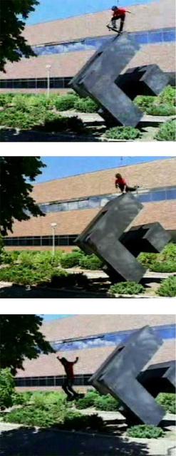 , 'Riding Modern Art,' 2005, Michel Rein Paris/Brussels