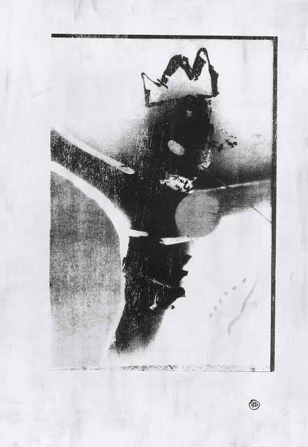, 'King Jean White,' 2016, Lazinc
