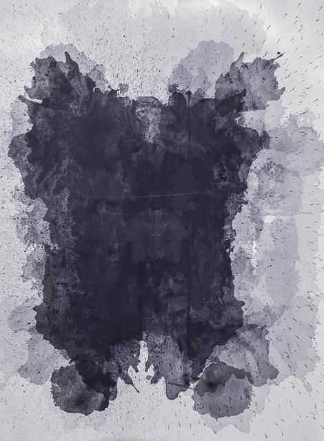 , 'Inkz Blot 3,' 2015, LMAKgallery