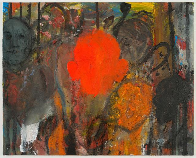 , 'Red Eye,' 2016, Richard Gray Gallery