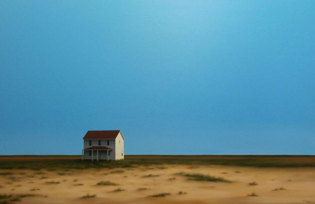 , 'Sand Hill,' 2016, Barnadas Huang