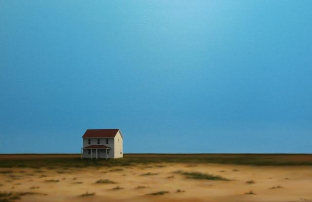 , 'Sand Hill,' 2016, GALERIA JORDI BARNADAS