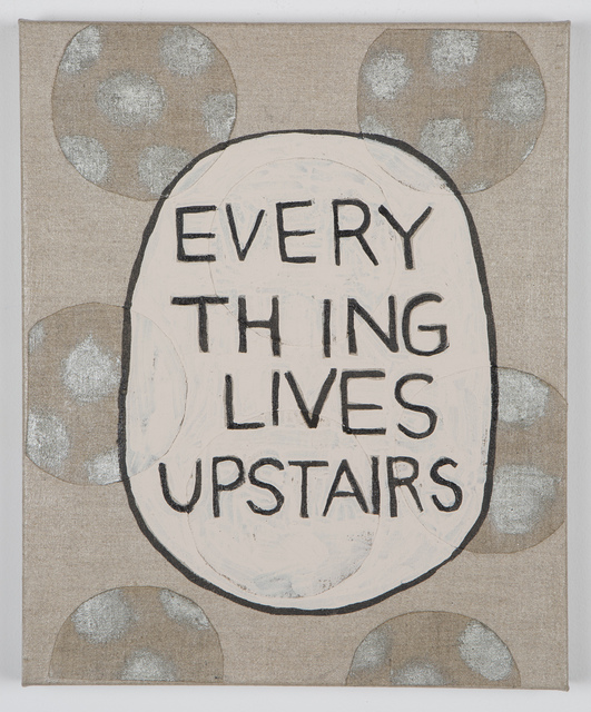 , 'Headspace no. 3 (Upstairs),' 2017, Carrie Secrist Gallery