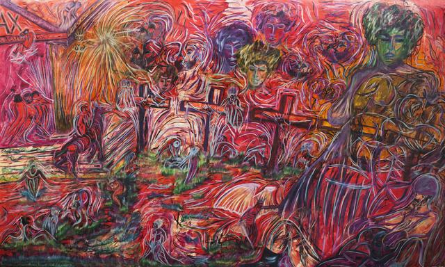 , 'La paz (Malvinas),' 1982, Hache Gallery