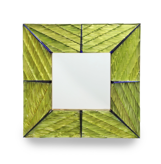 , 'Hand Carved Wall Mirror,' 2015, Donzella LTD