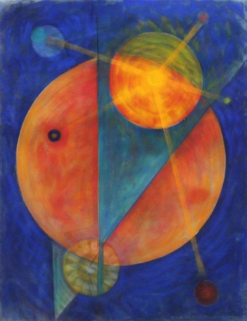 , 'Awakening Evidence,' 1970, Addison Rowe Gallery