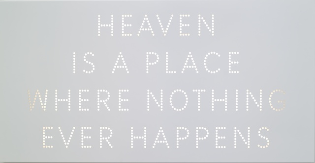 , 'Heaven Is a Place Where Nothing Ever Happens,' 2011, Future Perfect