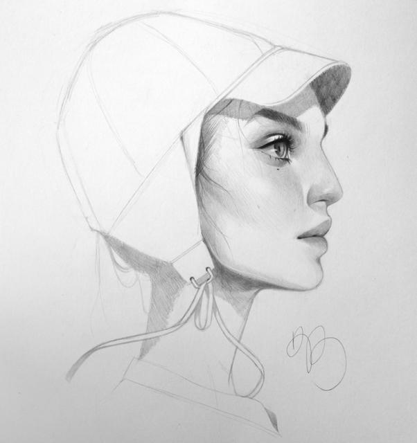 , 'Drawing #8,' 2017, Spoke Art