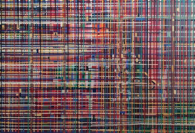 , 'Pausas,' 2013, le laboratoire