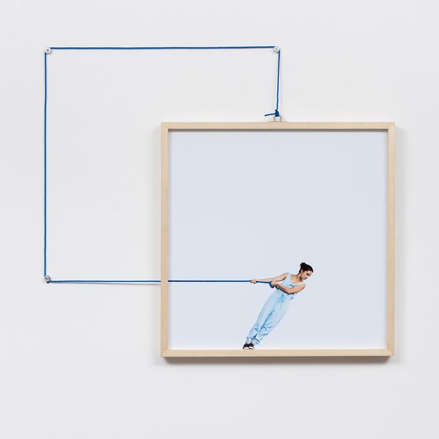 , 'Auto-sustentável ,' 2016, Carbono Galeria