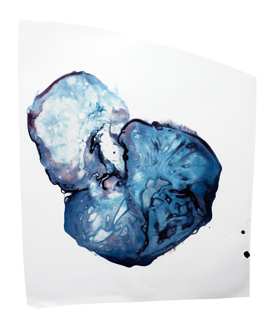 , 'Blood Print 60,' 2016, GALLERY 1/1
