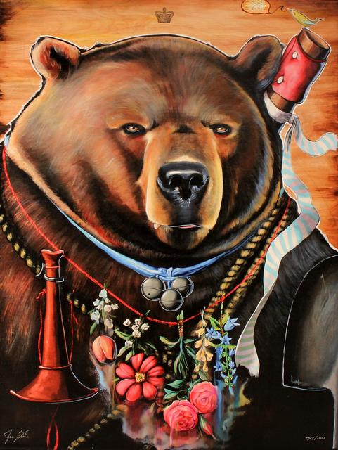 , 'Fire Bear,' , Ruckus Gallery