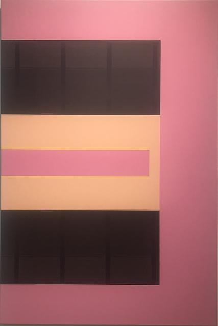 , 'Untitled (Staring) #12,' 2019, UNIX Gallery