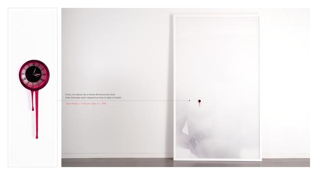 Alan Vladusic, 'Immortal (Tupac Shakur)', 2017, MvVO ART