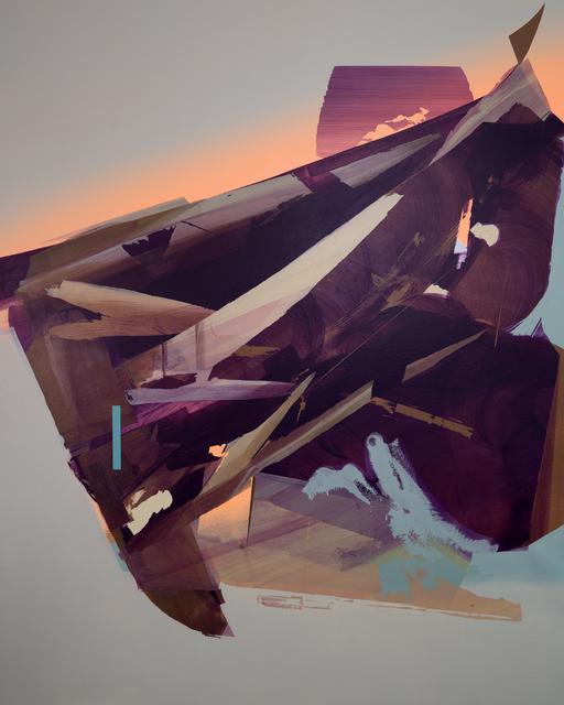 , 'Beyond Firmament 1,' 2018, MAGMA gallery