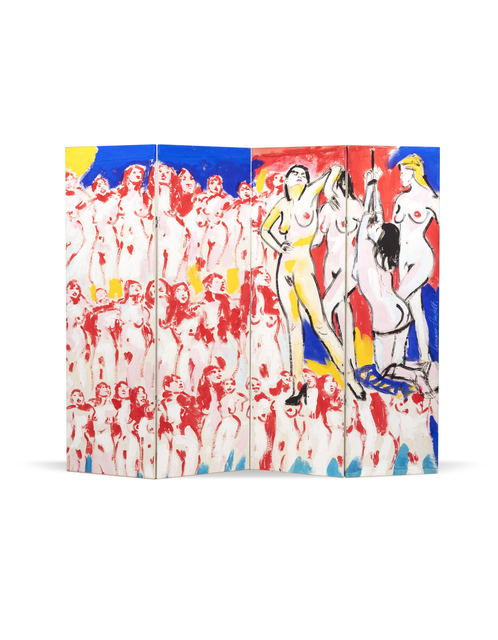 Luciano Castelli, 'Untilted', 1982, Millon