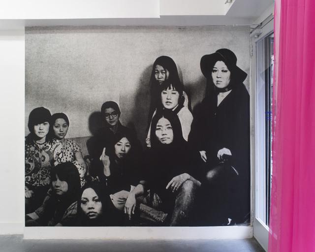 , 'Women of Gidra ,' 2018, Rubber Factory