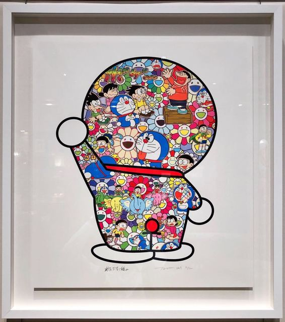 Takashi Murakami, 'Doraemon: Doraemon's Daily Life', 2019, Lex Art Gallery