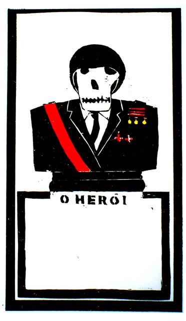 , 'O Herói,' 1967, Galeria Millan