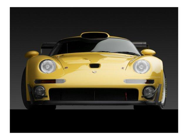 , '1996 PORSCHE 911 GT1 – FRONT,' ca. 2014, Patina Gallery