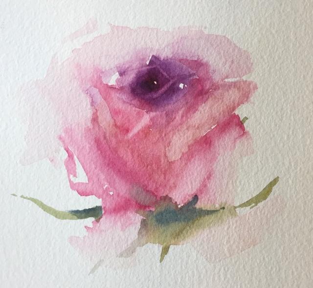 , 'Flower Study VI,' ca. 2018, Axiom Fine Art