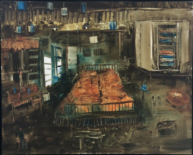 , 'Interior,' 2017, Red Gate Gallery