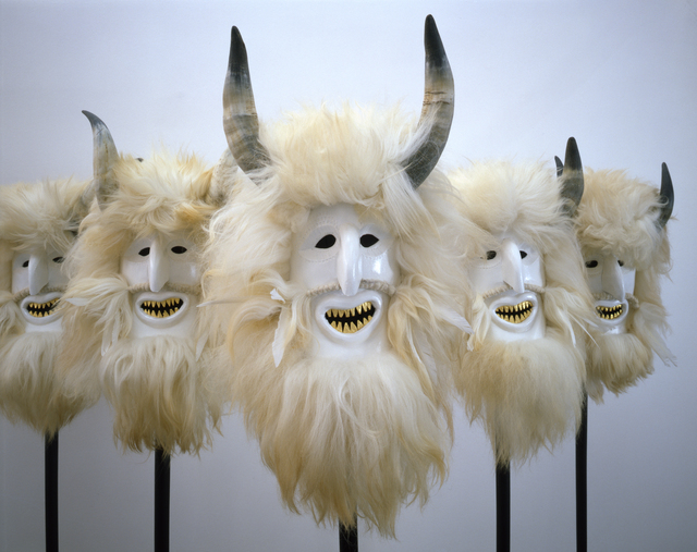 , 'The white team (Satan),' 2009, Art Encounters Foundation