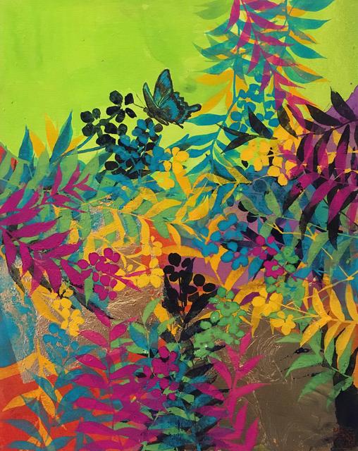 , 'Spring Garden,' 2018, BoxHeart
