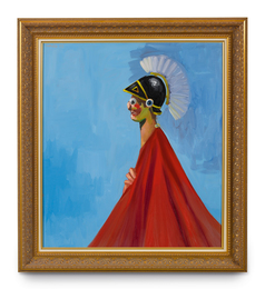 George Condo, 'The Roman,' 2005-2006, Sotheby's: Contemporary Art Day Auction
