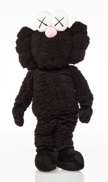 KAWS, 'BFF Companion (Black)', 2016, Heritage Auctions