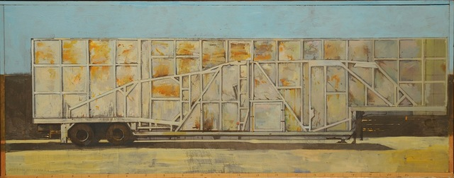, 'TRAILER,' 2003, Gallery NAGA
