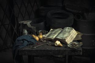 Freddy Fabris, 'The Anatomy Lesson - Still Life II - Renaissance Series', Urbane Art Gallery