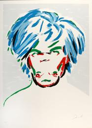 Andy Warhol (Paradox Portrait)