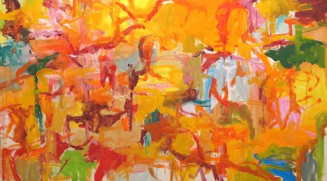 , 'Green Pond,' 2013, Loretta Howard Gallery