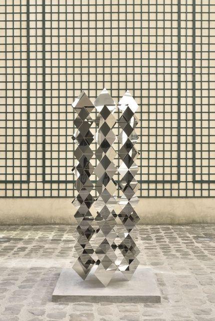 , 'Structure permutationnelle,' 1967, Galerie Mitterrand