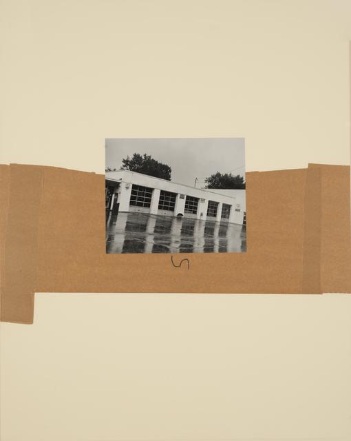 , 'S,' 1989, Casemore Kirkeby