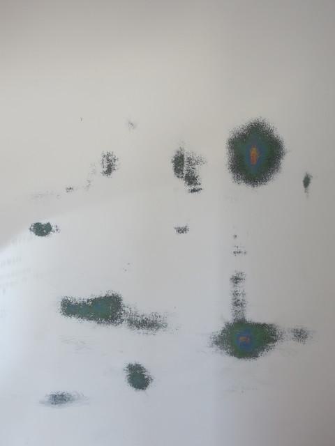 , 'El fondo de la pared ,' 2016, Slyzmud