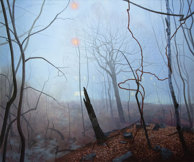 , 'Breach,' 2019, Gallery Poulsen